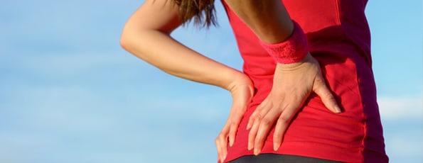 Chiropractors treat pain